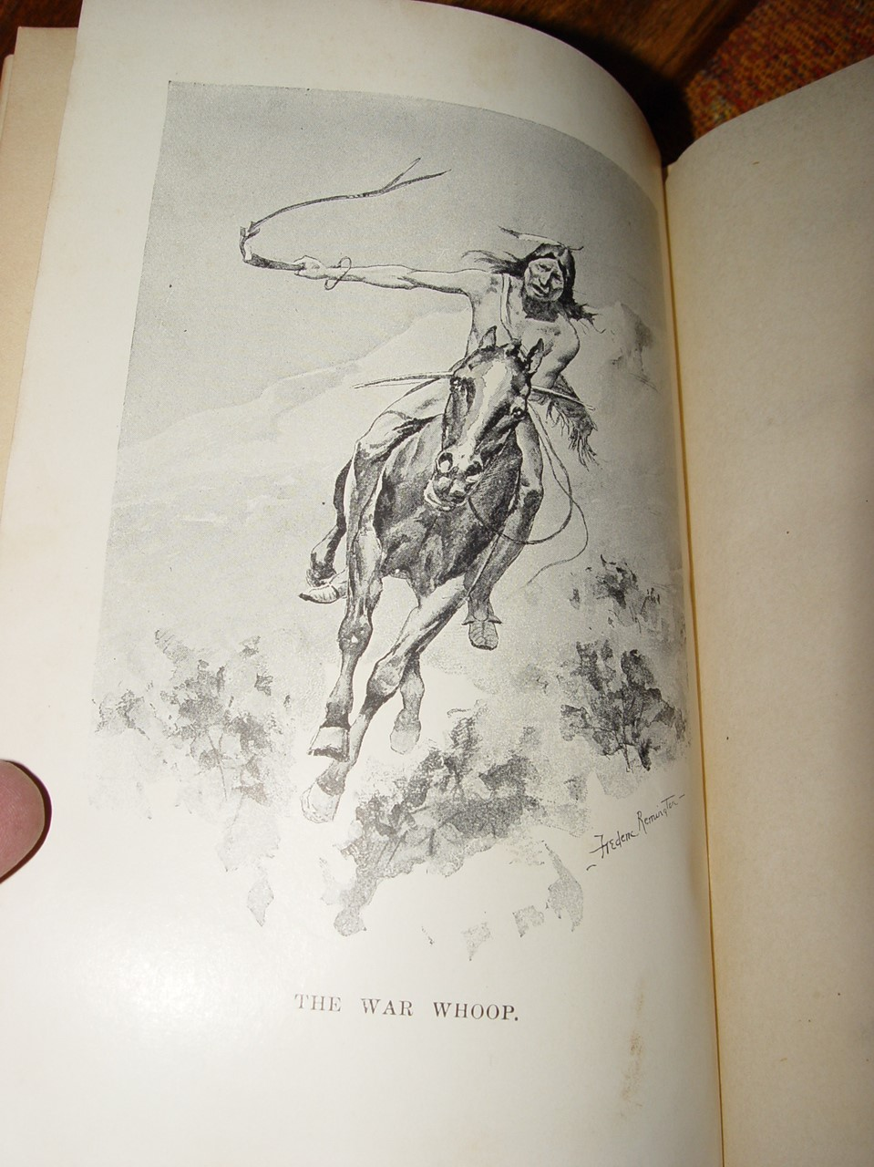 The Oregon trail : sketches                                         of prairie and Rocky Mountain                                         life by Francis Parkman; Charles                                         Henry James Douglas Macmillan,                                         1914.