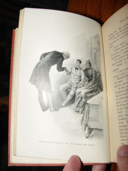 The King's Mirror by                                         Anthony Hope Hawkins 1903, D.                                         Appleton, HB