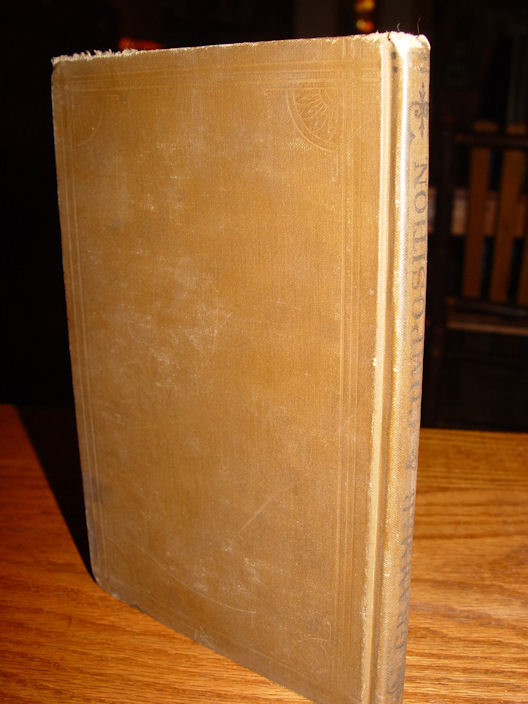Harvey's Elementary Grammar                                         and Composition 1880, Van                                         Antwerp, Bragg & Co Eclectic                                         Press Cincinnati OH