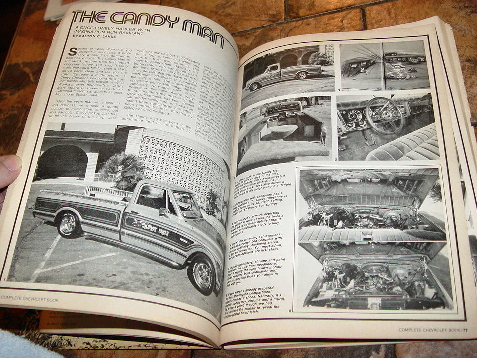 PETERSEN'S THE                                         COMPLETE CHEVROLET BOOK. 4TH                                         EDITION. Paperback – 1975 by S.                                         Murray