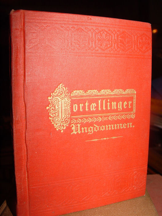 Fortellinger for Ungdommen                                         by Jerry Creed 1903 Norwegian