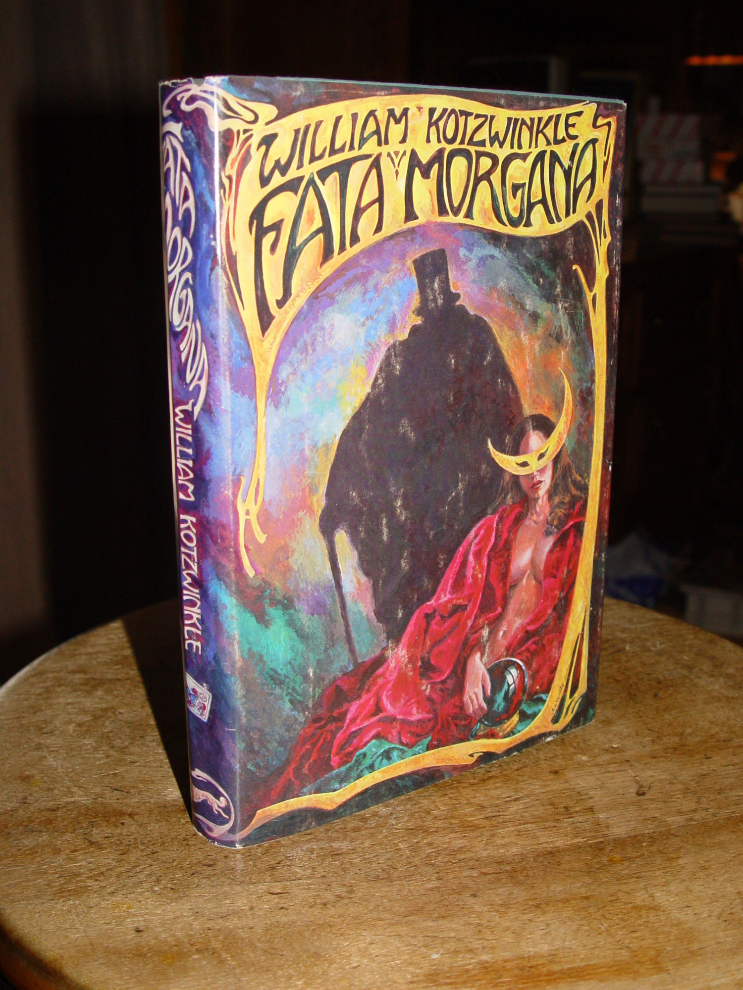 Fata Morgana by William                                         Kotzwinkle 1977 Edition -                                         Mystery and Intrigue