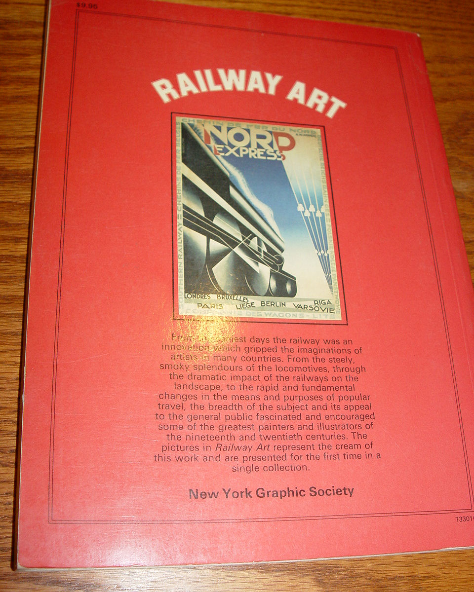 Railway Art by Cuthbert                                         Hamilton Ellis (Paperback,                                         1977)