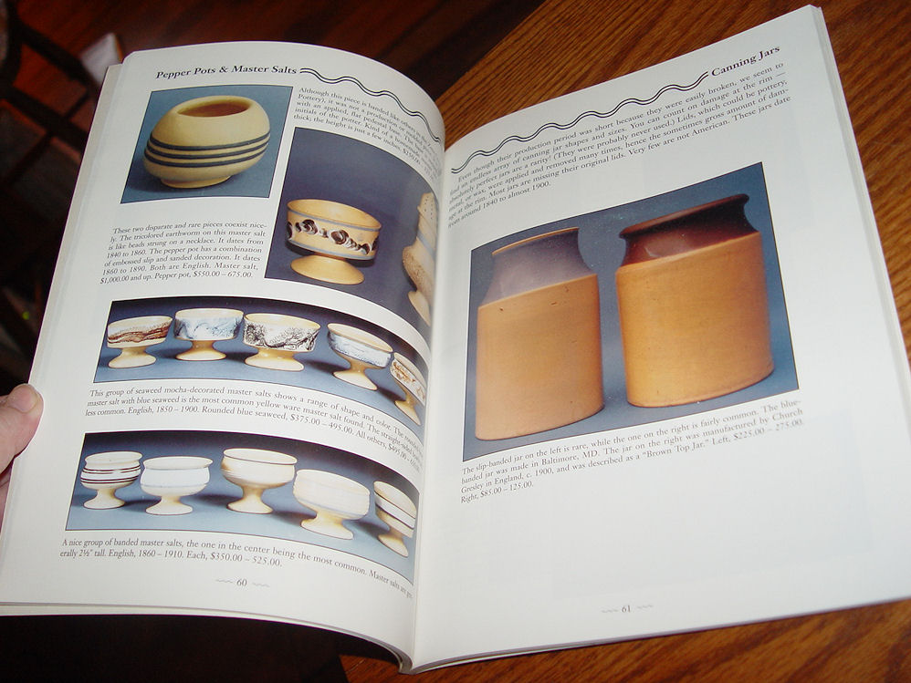 Collector's Guide to Yellow                                         Ware (An Identification &                                         Value Guide) by Lisa S.                                         McAllister 1997