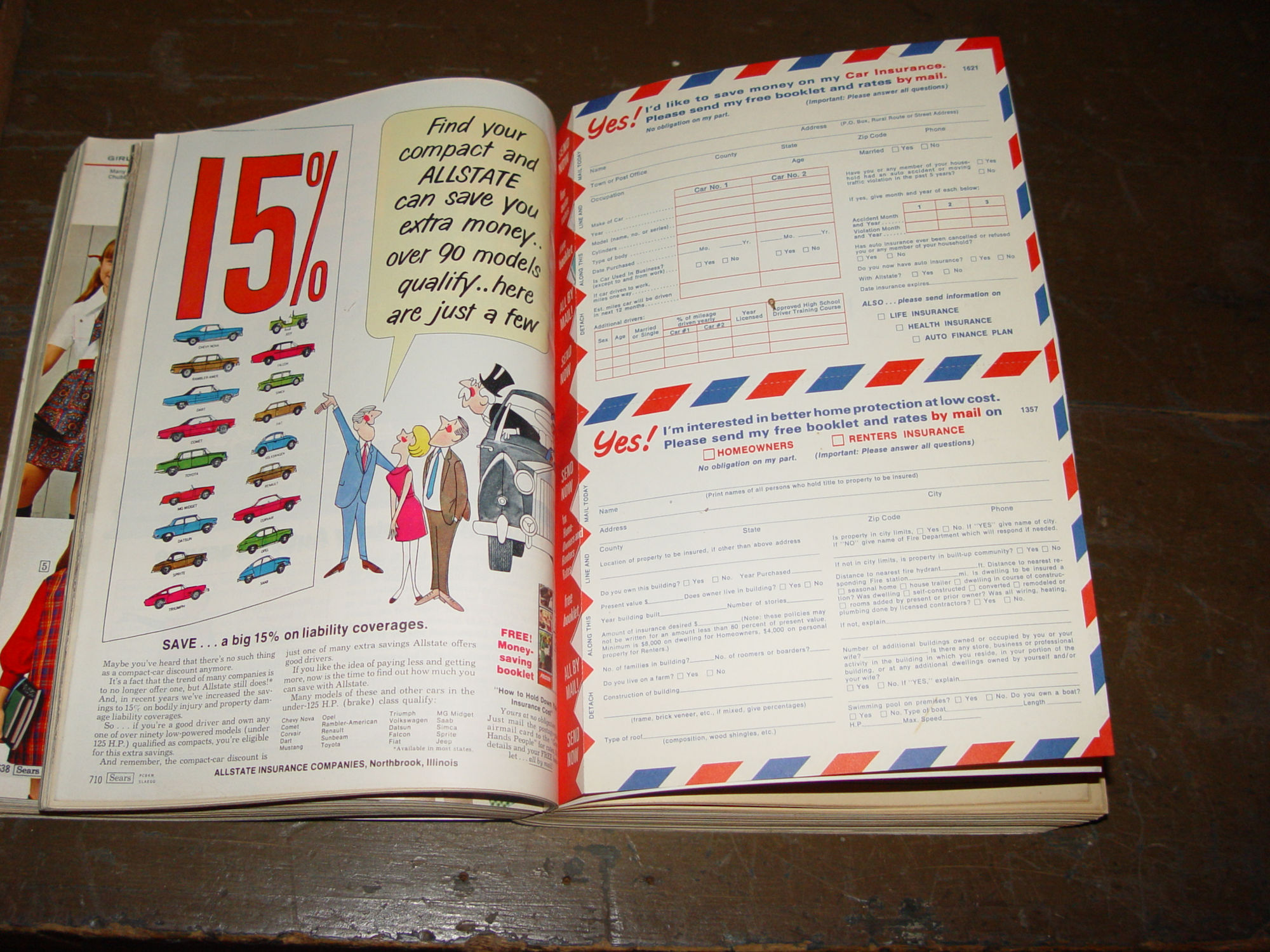 Fall and Winter 1969 SEARS                                         Roebuck and Co. Minneapolis                                         Catalog