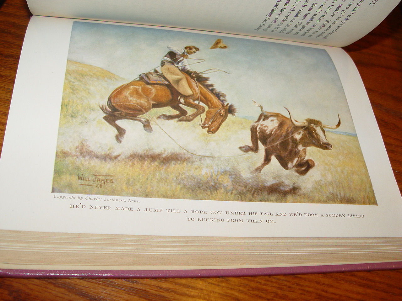 Smoky: The Cow                                         Horse Hardcover – 1929 by Will                                         James