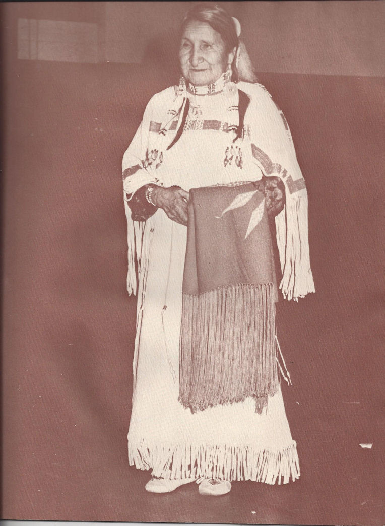Angwamas Minosewag                                         Anishinabeg. Time of the Indian                                         ~ COMPAS 1974 Fifth Issue