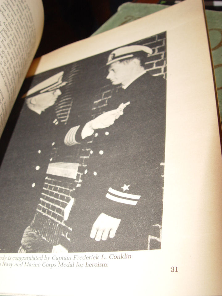 The Life and                                         Words of John F. Kennedy                                         Paperback – 1965 by James                                         Playsted Wood