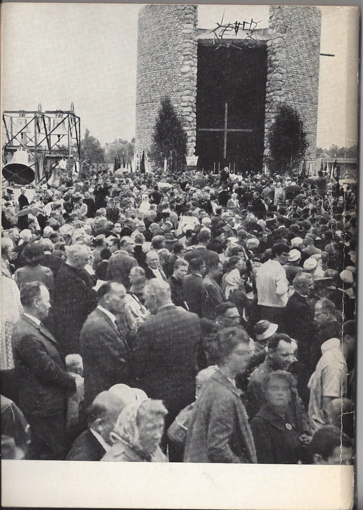 What Was it Like in                                                 the Concentration Camp                                                 at Dachau? Paperback –                                                 1973 by Dr. Johann                                                 Neubausler