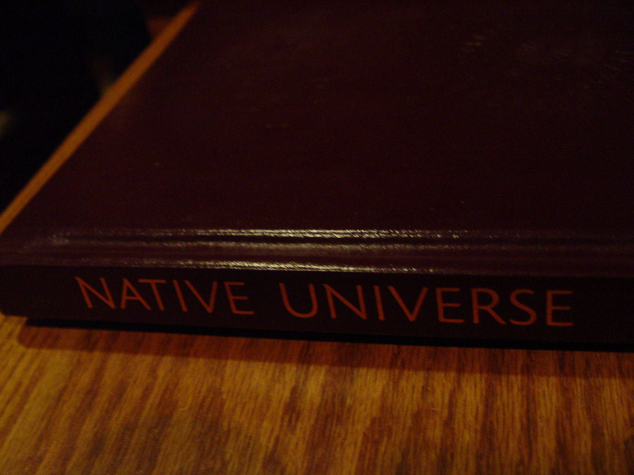 Native                                         Universe: Voices of Indian                                         America (Native American Tribal                                         Leaders, Writers, Scholars, and                                         Story Tellers) by Gerald                                         McMaster Editor, Clifford E.                                         Trafzer, Editor