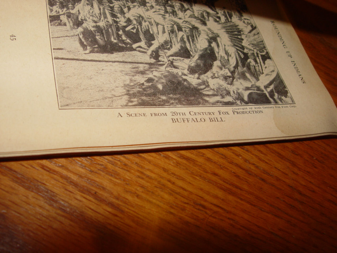 Adventures                                         & Life of Buffalo Bill by                                         COL WILLIAM F CODY (1904) Harper                                         & Brothers