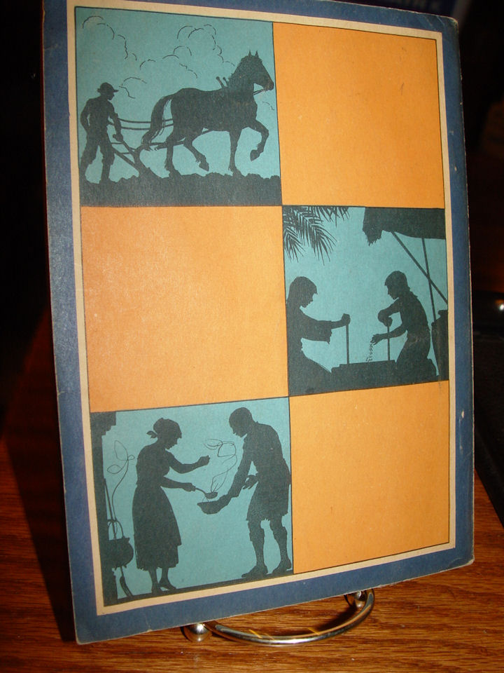 The Quaker Oats                                         Company (1929) - Grain Through                                         the Ages Children's Graphic                                         Book