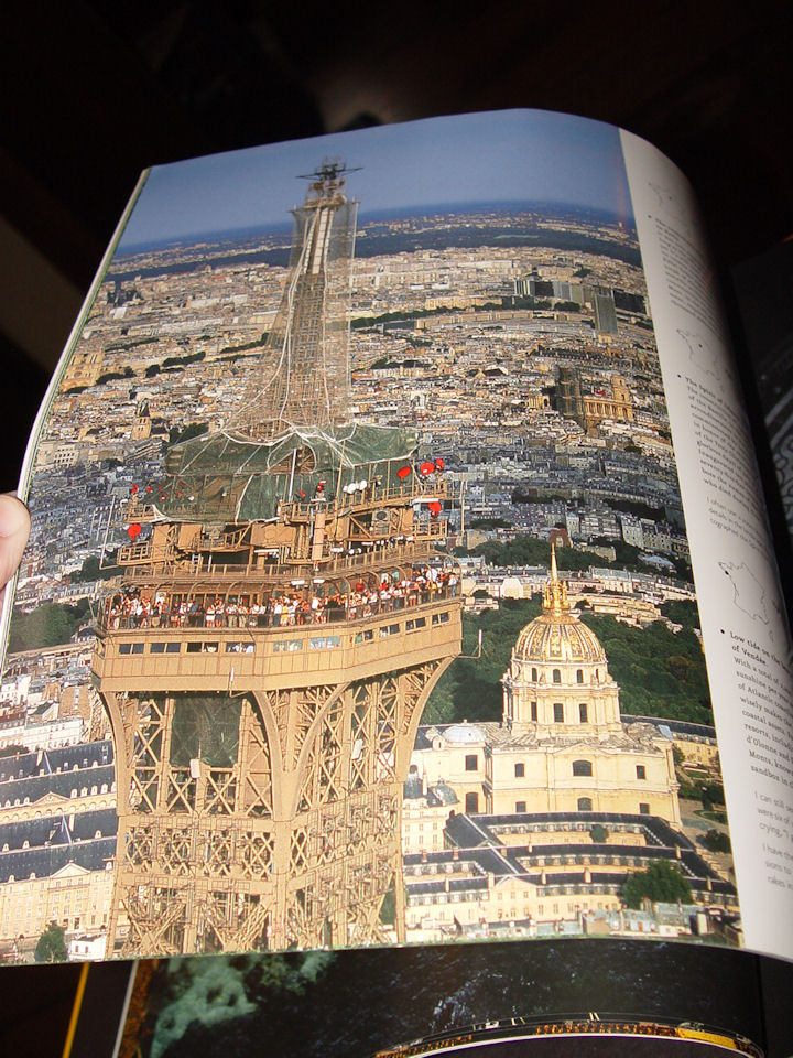 France from the                                         Air – Large Oversized Hardcover                                         2006 by Yann Arthus-Bertrand