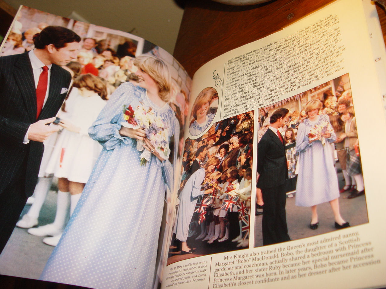 Born To Be                                         King : Prince William Of Wales –                                         1982 by Trevor Hall
