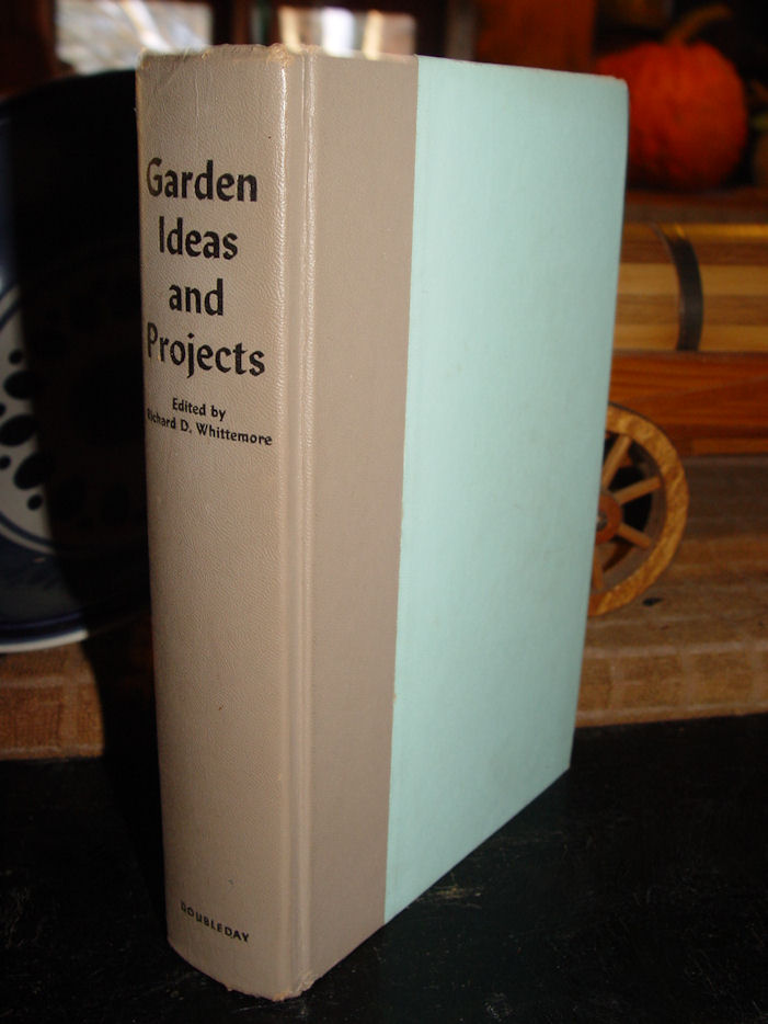 Garden Ideas and Projects –                                         1959 by Richard D. Whittemore                                         Birding, Yardscapes and more
